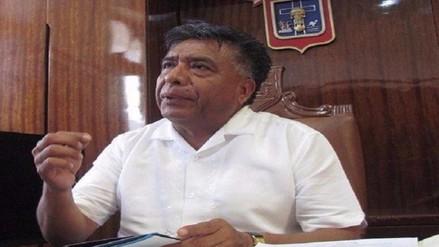 Alcalde de Chiclayo se pronunció tras exclusión de su líder César Acuña