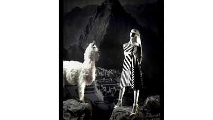 Lujosa tienda en Nueva York inauguró vitrinas con paisajes peruanos