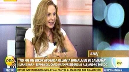 Eliane Karp: