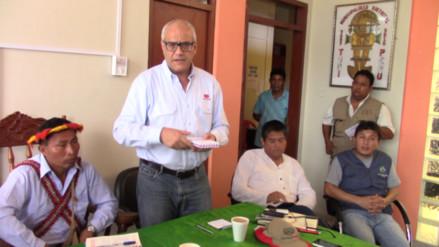 Reunión de Petroperú con dirigentes indígenas concluyó con buenos acuerdos