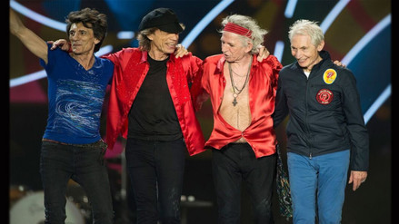 The Rolling Stones causan furor en Colombia