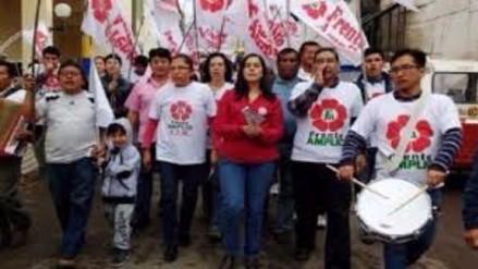 JNE ratificó improcedencia de lista congresal de tres partidos políticos