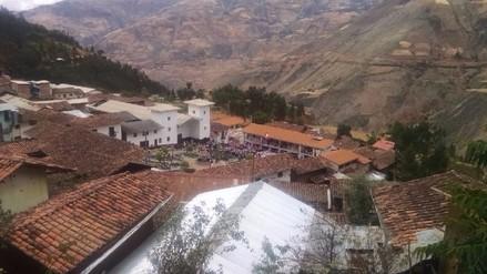 Sánchez Carrión: reanudan búsqueda de escolares desaparecidos en huaico