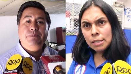 Candidatos al congreso por APP respaldan a César Acuña