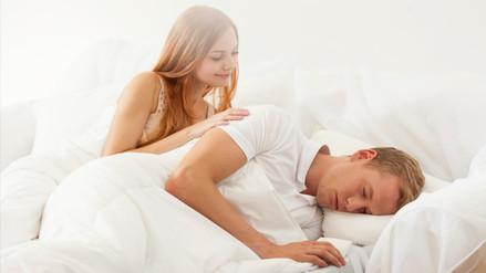 Dormir adecuadamente eleva el deseo sexual en las mujeres