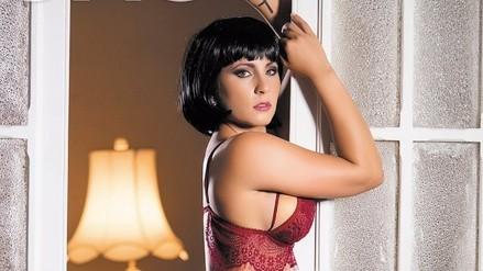 Yamila Piñero desnuda su alma en sensual sesión fotográfica