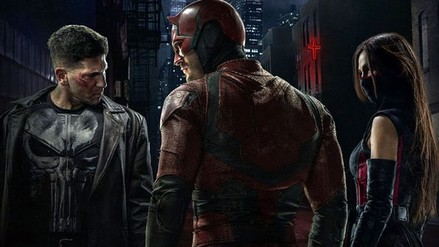 Daredevil, Punisher y Elektra lucen sus trajes en nuevo teaser