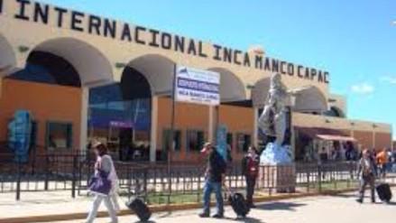 Juliaca: piden que municipalidad compre terreno para reubicar aeropuerto
