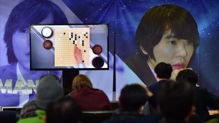 """Computadora de Google vence al campeón mundial de juego del """"go"""""""