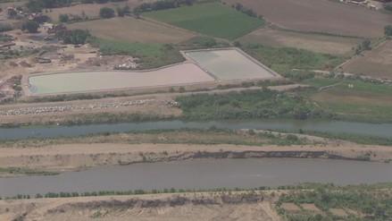 Enrocarán río Moche para evitar desbordes y proteger lagunas de oxidación
