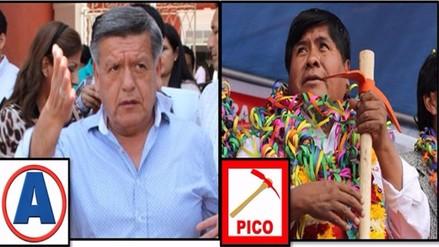 Juliaca: niegan coalición entre el movimiento Pico y Alianza Para el Progreso