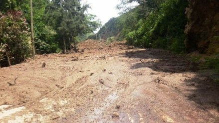 Chachapoyas: tres menores de edad desaparecidos tras caída de huaicos