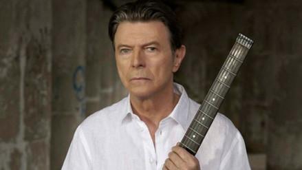David Bowie fue homenajeado con una escultura en Festival de Portugal