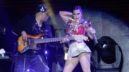 Alejandra Guzmán y su explosivo concierto en Lima