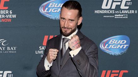 UFC 200: ¿CM Punk fue confirmado en el evento ante Mickey Gall?