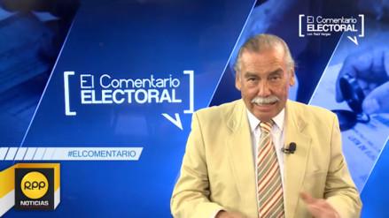 El Comentario Electoral: El día de ayer el país ha vivido una prueba de fuego