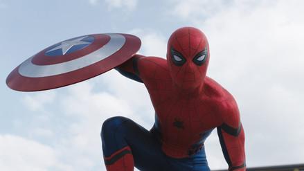 Capitán América Civil War: 5 detalles del traje de Spiderman