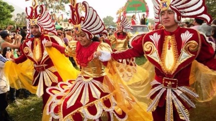 Trujillo: más de 25 mil visitantes festejan Carnaval de Conache