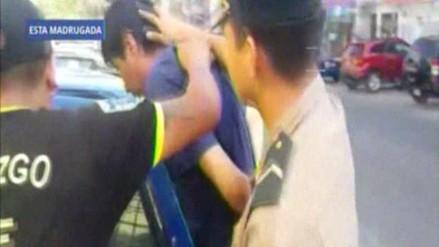 Capturan a sujeto grabando desnuda a una niña en Ate