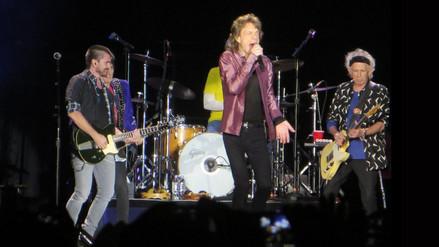The Rolling Stones y Juanes cantan juntos en Colombia