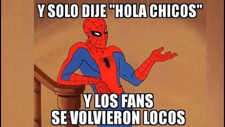 Twitter: Spiderman regresa al universo Marvel y deja estos divertidos memes