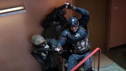 Capitán América Civil War: 18 nuevas fotos de la película