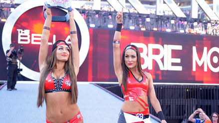 Brie Bella Noticias Imágenes Fotos Vídeos Audios Y Más Rpp
