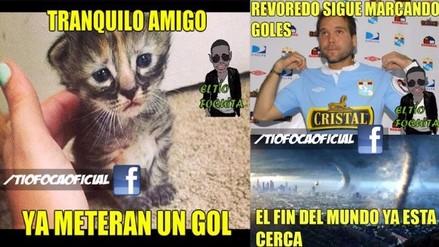 Facebook: Sporting Cristal es blanco de memes tras empatar con San Martín
