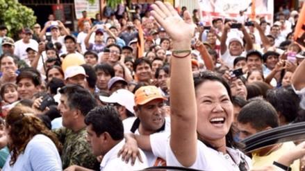Fujimori sobre Huaroc: