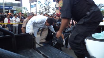 Humilde obrero murió al caer desde el techo del coliseo de San Miguel