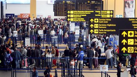 Turistas chilenos lideraron llegada de extranjeros al Perú en enero