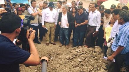 Ministerio de Vivienda aprobó más de S/. 5 millones para José Leonardo Ortiz