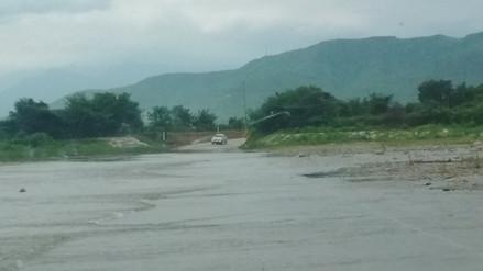 Quebrada Nanchoc amenaza con aislar a distritos de Chiclayo y Cajamarca