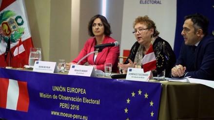 Misión de observadores de la UE: