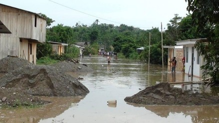 Caudal del río Huallaga se incrementará por fuertes lluvias