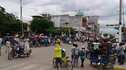 Ucayalazo: 68 detenidos en séptimo día de huelga indefinida