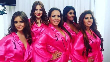 Miss Perú: retiran fotografías de página oficial tras lluvia de críticas