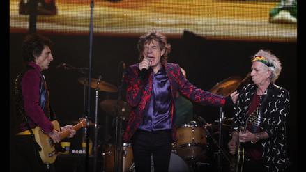 Los Rolling Stones desataron la euforia  en Ciudad de México