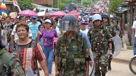 Defensoría exige instalación de mesa de diálogo para atender demandas en Ucayali