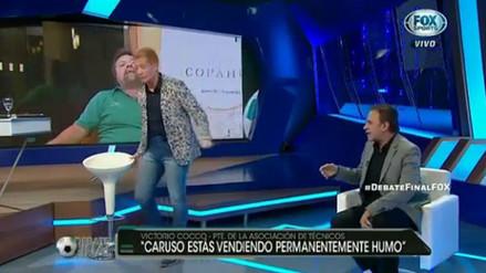 YouTube: Martín Liberman, conductor de Fox Sports, explotó porque le dijeron