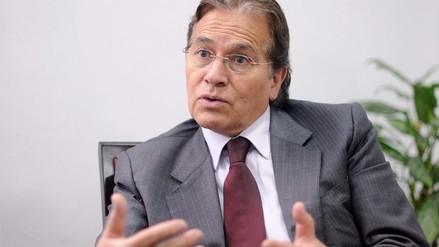 Vladimiro Huaroc es excluido de la contienda electoral
