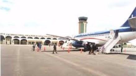 Juliaca: conformarán mesa técnica de trabajo para reubicación de aeropuerto