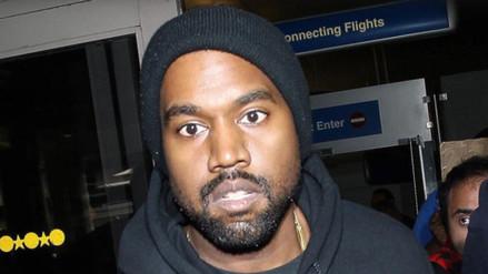 Kanye West no consiguió taxi así que viajó con unos paparazzi
