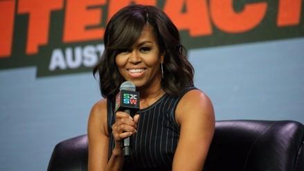 Michelle Obama descarta ser candidata a la Casa Blanca en el futuro
