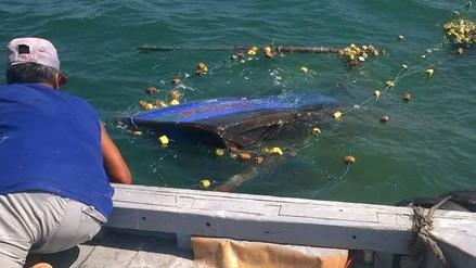 Pescador artesanal desaparece tras realizar su faena en playa de Huacho