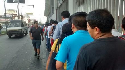 Lima: Estaciones del Tren Eléctrico no se dan abasto