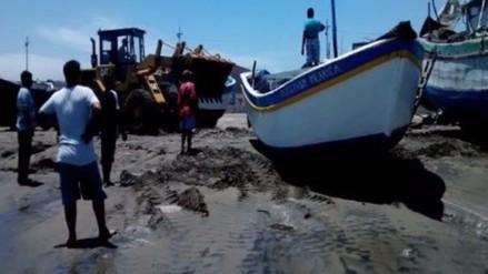 Fenómeno El Niño: pescadores piden declarar en emergencia el sector pesca