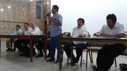 Se desarrolla diálogo entre representante de PCM y dirigentes de Ucayali