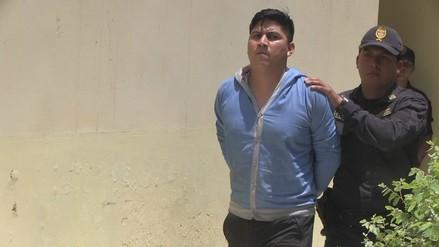 Trujillo: dictan tres meses de prisión preventiva para policía