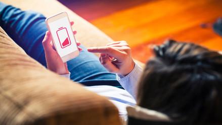 Cerrar las aplicaciones de tu smartphone no ahorra batería